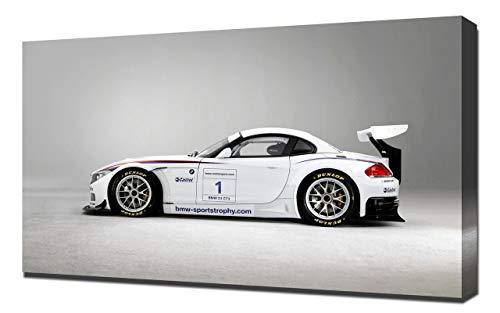 2010-BMW-Z4-GT3-V3-1080 - Stampa Artistica su Tela - Stampa Tela Canvas