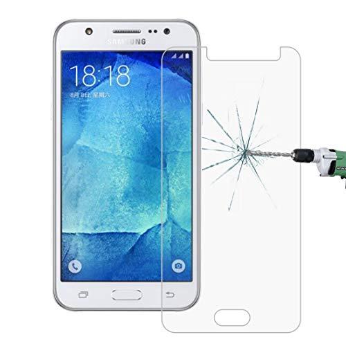 A + Xu Jie 50 piezas para Galaxy J5/J500 0,26 mm dureza de superficie 9H 2.5D película de vidrio templado a prueba de explosiones, sin paquete al por menor
