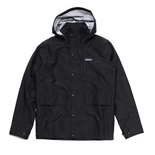 [パタゴニア] メンズ ライトストームジャケット LIGHT STORM JKT 20715 Sサイズ ブラック [並行輸入品]