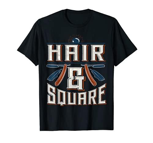 Peluquero Estilista - Corte Tijera Barber Shop Camiseta