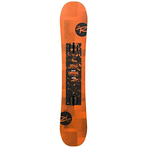 Rossignol Exp3 - Tabla de snowboard para hombre, talla 150, color naranja
