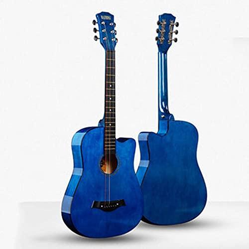 LXHNG Guitarra Clásica, Guitarra Acústica para Principiantes Guitarra Principiante De Nivel De Entrada Guitarra De Abeto Adulto Rendimiento De Práctica Infantil General