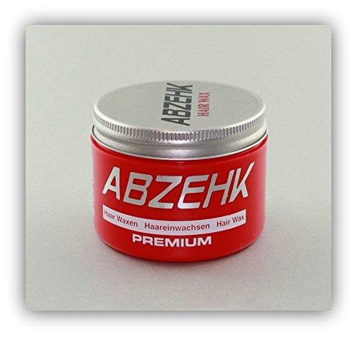abzehk Hair Wax Premium Mega Look 150ml