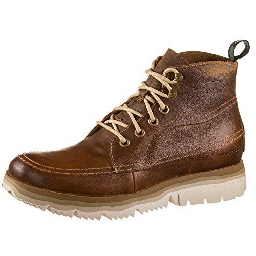 Sorel Atlis Chukka WP, Chaussure de Marche Homme, Elk Oatmeal, 45 EU