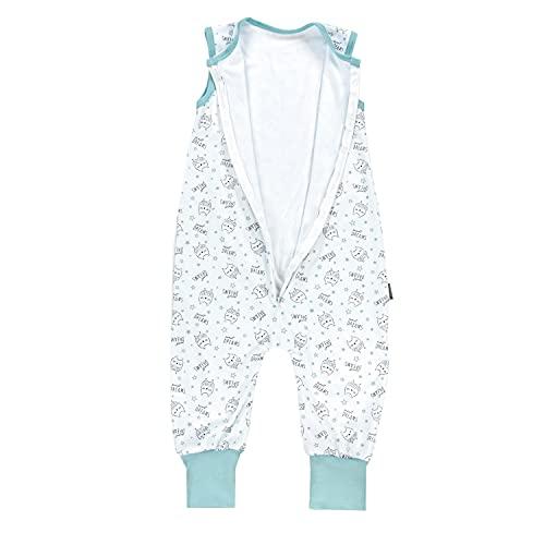 TupTam Saco de Dormir con Piernas de Verano para Bebés