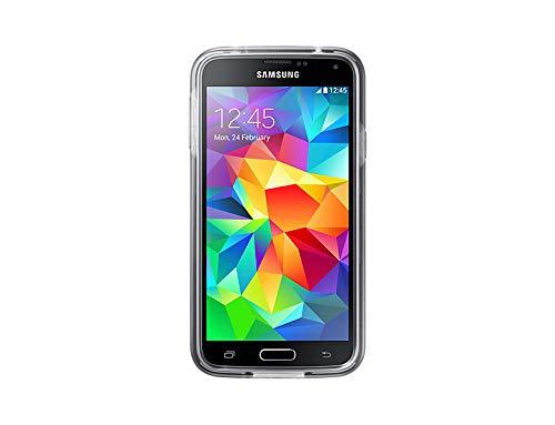 Samsung Schutzhülle Case Cover für Galaxy S5 - Dunkelgrau