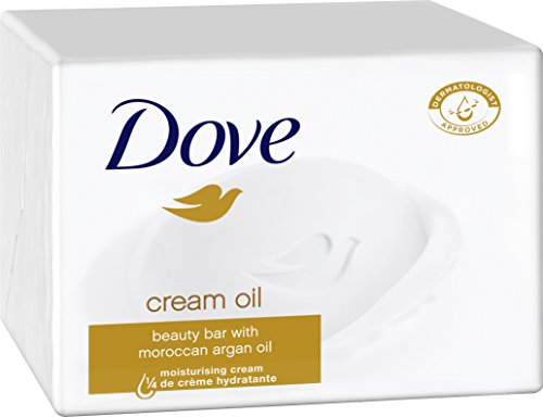 Dove wasstuk crèmebar zeep Cream Oil