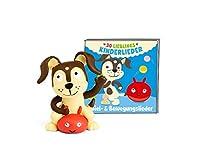 tonies® Hörfigur - 30 Lieblings-Kinderlieder - Spiel- & Bewegungslieder