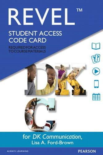 Revel for DK Communication -- Access Card