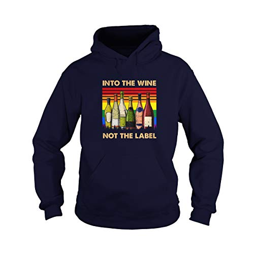 Schitt Creek Into The Wine Not The Label LGBT Gay Pride Camiseta