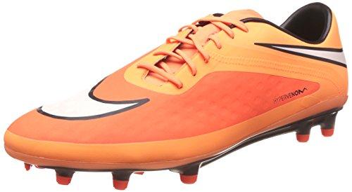 Nike Hypervenom Phatal FG, Botas de fútbol para Hombre, Arancione(Orange), 40 EU