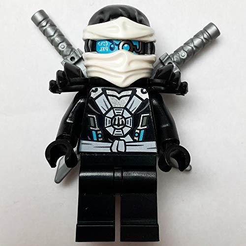 r Lego Ninjago Minifigur Deepstone Zane Minifigure...