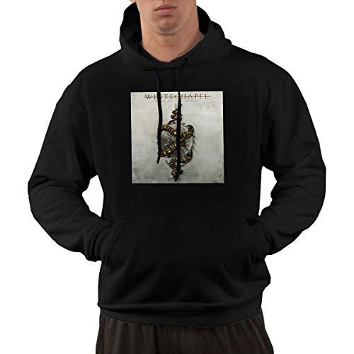 Herren Neuheit Hoodies Activewear Top Hoodies Herren Hoody Whitechapel Mark of The Blade Design Sports Mans Hoodie Sweatshirt