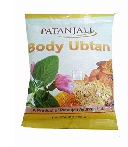 Patanjali Body Ubtan Pack of 2 x 100 gmBy Siddhi Enterprises