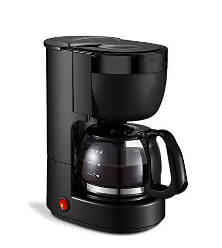 PRG Kaffeemaschine Amerikanische Kaffeemaschine Vollautomatische Isolierung von 50 Grad oder mehr Anti-Tropf-Funktion Abnehmbarer Filter