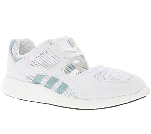 adidas Originals Equipment Racing 91/16 W Boost Schuhe Damen Laufschuhe Sportschuhe Weiß BA7570, Größenauswahl:37 1/3