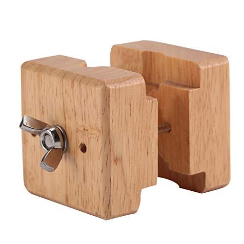 Clamp pour le bricolage, la peinture & N ?Hen Clamp Étui de montre en bois professionnel pour la construction de montres.