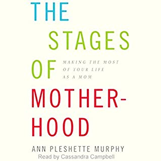 The 7 Stages of Motherhood audiobook cover art