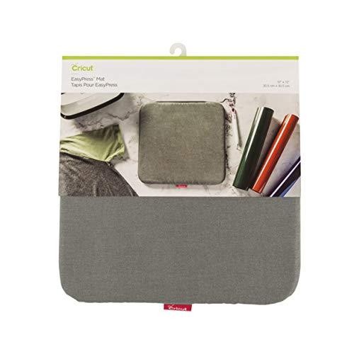 Cricut EasyPress Matte, 30,5 x 30,5 cm, Grau, 30,5 x 30,5 cm