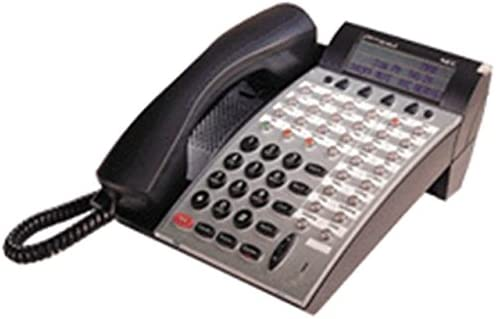 NEC Black Atlanta Mall DTP-32D-1 32 Button Digital with Telephone Cheap SALE Start LCD