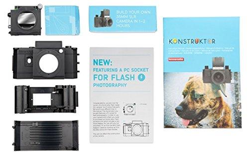 Lomography Do-It-Yourself 35mm Film Camera