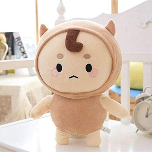 Plüschtiere Baby Mädchen Geschenk Spielzeug Gefüllte Tier Plüsch Sachen Spielzeug, 28-55cm Gott allein und brillant Korea Goblin Plüschtiere Puppe Weiche Nette Tierfüllte Geister Puppe Spielzeug Kinde