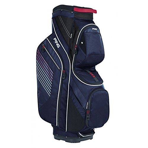 Ping Golf pour Homme Traverse II Sac Chariot, Homme,...