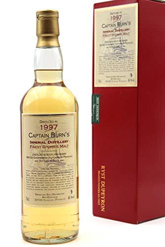 Whisky Captain Burn s Impérial Speyside - 1997-70cl