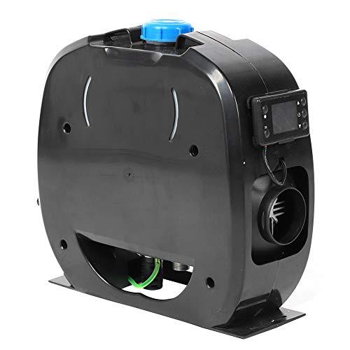 AYNEFY Calefacción de aire de estacionamiento, 12 V, 5 kW, diésel, con mando a distancia, interruptor LCD para RV, barcos, camiones, remolques, caravanas