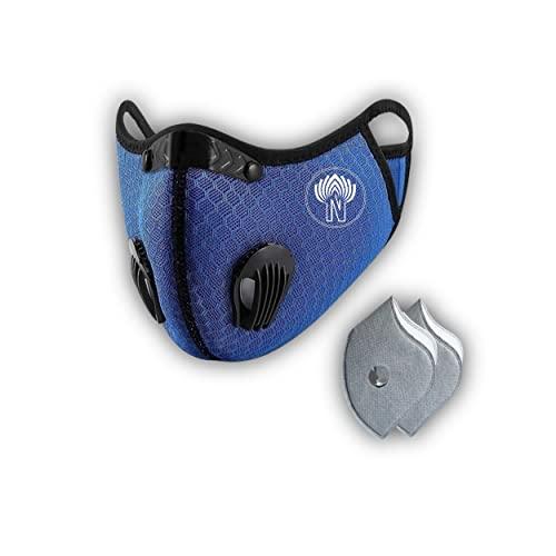 Masque Anti Pollution, Sport, Protection respiratoire contre...