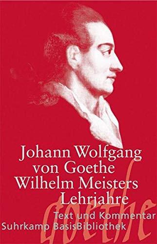 Wilhelm Meisters Lehrjahre (Suhrkamp BasisBibliothek)