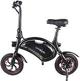 Windgoo Elektroroller, Elektro Scooter mit 350W Motor/6.0 Ah Batterie, Höchstgeschwindigkeit 25Km/h/Maximale Belastung 120kg