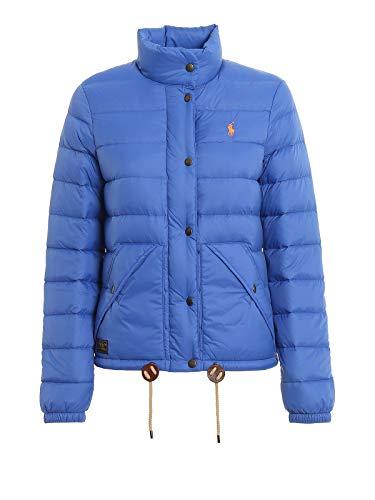 Ralph Lauren Luxury Fashion Damen 211750267004 Blau Polyamid Steppjacke   Herbst Winter 19