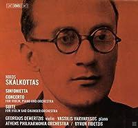 Sinfonietta Concerto & Suite