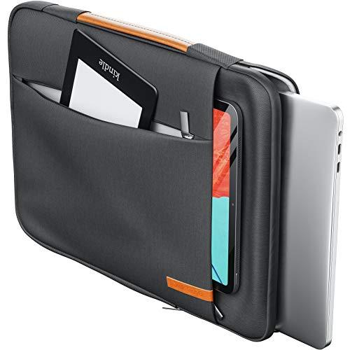 "XeloTech Tasche Tokyo geeignet für MacBook Air 13.3\"", MacBook Pro 13\"" Touch bar MacBook Retina 13.3\"" Dell XPS 13 Surface Laptop 13 Surface Pro 3/4/5"