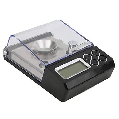 Mxzzand Mini Poids de Milligramme de Balance électronique...