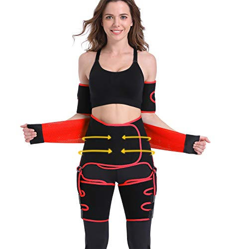 (40% OFF) Arm & Thigh Waist Trainer Size M – 4X Available $13.19 – Coupon Code