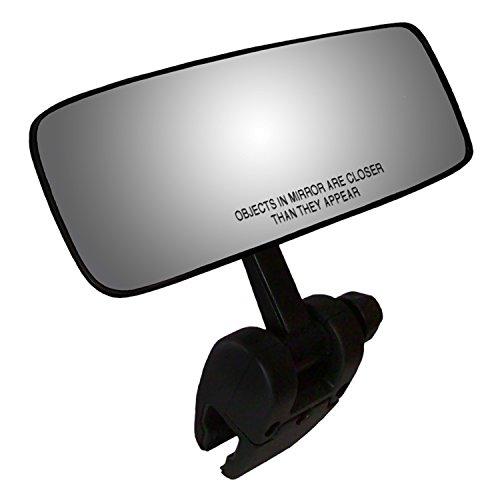 CIPA 626-11083 11083 COMP II Black 4' x 11' Marine Mirror