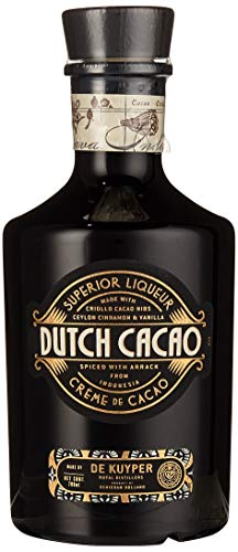 Dutch Cacao DUTCH CACAO Creme de Cacao Liqueur Liköre (1 x 700 ml) 2828