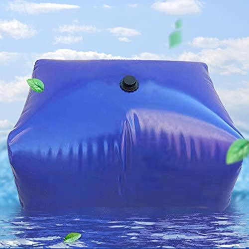 XYUfly20 Bolsa De Agua Plegable Bolsa De Agua para Carretilla Camión Contenedor De Agua para Bolsa De Agua, Jardín, Granja Y Ecuestre Solución Simple para Transportar Agua 13 Opciones De Capacidad