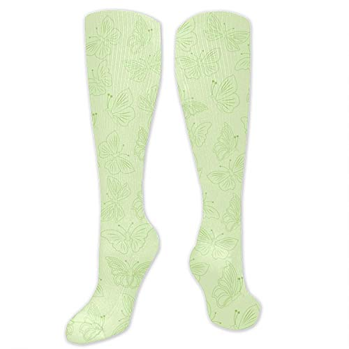 Männer & Frauen Athletic Dog Cute Animal Geburtstagskarte Socken abstrakt Wicking Casual Socken