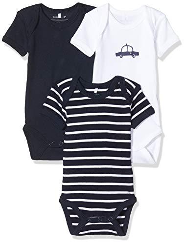 NAME IT Pelele (Pack de 3) para Bebés