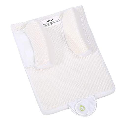 Posicionador ecológico para dormir infantil Almohada para dormir infantil Posicionador para dormir recién nacido para facilitar la respiración