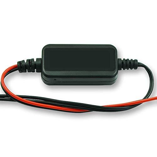 12V to 6V Driving Recorder Vehicle Power Cord Step Down 6V Power Converter