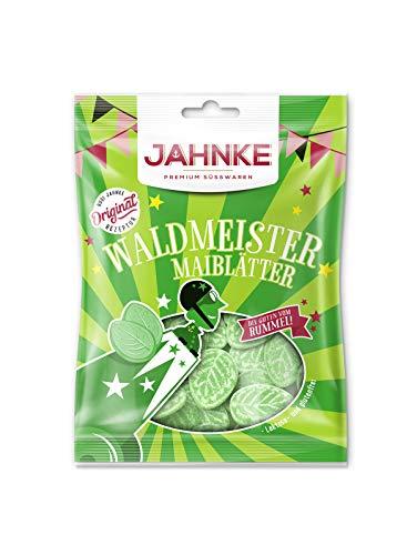 Jahnke Waldmeister Maiblätter Bonbons 24 x 150g