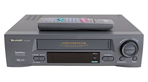 Sharp VC-M 311 Videorekorder