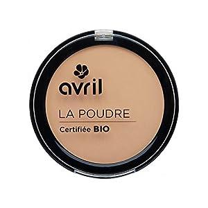 Powder Foundation Nude Natural Organic Makeup
