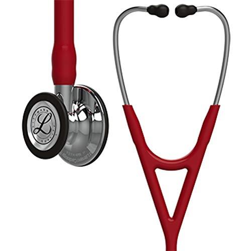 3M リットマン 聴診器 カーディオロジーIV 6170 バーガンディー ミラーフィニッシュ