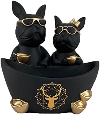 Omaha Mall GZBSTDQ Dog Statue Home Decor Accessories Limited price Decoration Room Lo