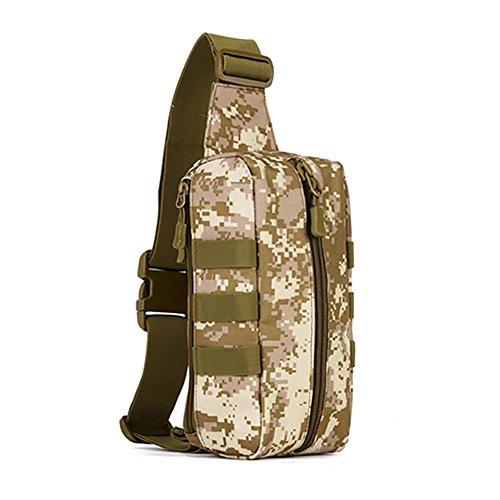 emballage extérieur Voyage imperméable sac à dos loisirs double usage nylon 17 * 28 * 8cm , 3